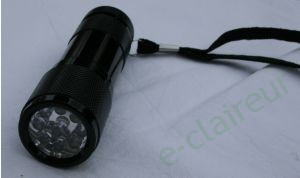 Mini torche 9 LED