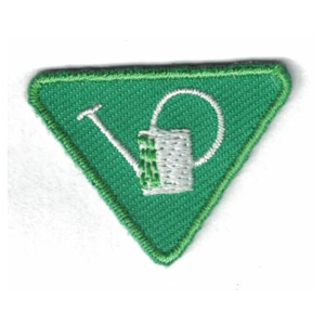 Badge louveteau