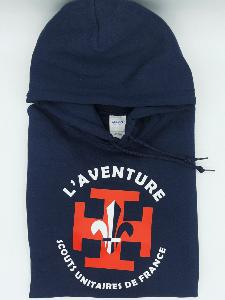 Sweat Shirt SUF Aventure Marine