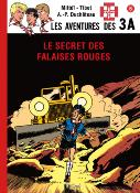 Les 3 A - T6 - Le Secret des Falaises Rouges