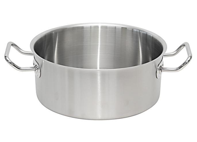 Faitout inox de buyer for Porte couvercle casserole