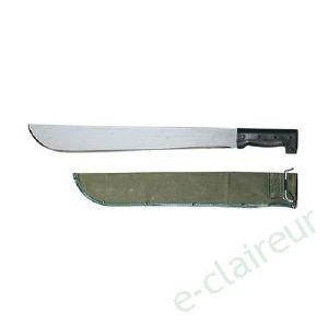 Machette coupe coupe pour d broussaillage en camp scoutisme - Achat machette coupe coupe ...